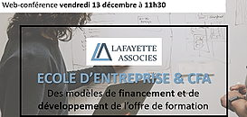 Ecoles d'entreprise, CFA... les nouveaux modèles de financement et de développement de l'offre de formation