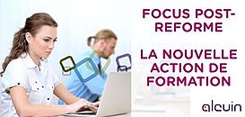 Focus sur l'action de formation post-réforme : redéfinition, nouveautés et avantages