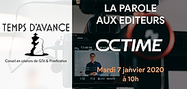 """GTA - """"La Parole aux Editeurs"""" : OCTIME"""