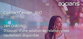 Kiamo en 24H Chrono : disposez d'une solution de relation client hautement disponible