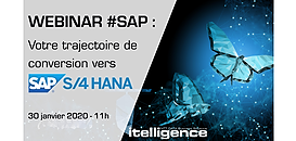 SAP : Votre chemin de conversion vers SAP S/4HANA