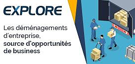 Les déménagements d'entreprise, source d'opportunités de business