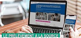 Information des MSAP sur le prélèvement à la source et les services cesu+/pajemploi+