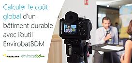 Calcul en coût global : Prise en main de l'outil d'EnvirobatBDM
