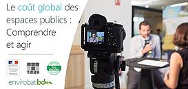 Le coût global des espaces publics dans les EcoQuartiers en Provence-Alpes-Cotes d'Azur