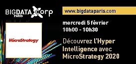 Découvrez l'HyperIntelligence avec MicroStrategy 2020