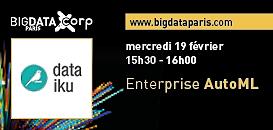 Enterprise AutoML par DATAIKU