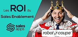 Les ROI du Sales Enablement - Pilotez votre digitalisation !
