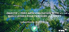 Objectif « zéro artificialisation nette » : quels leviers pour protéger les sols ?