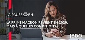 La prime Macron revient en 2020, mais à quelles conditions ?