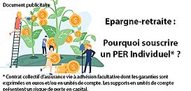 Epargne-retraite : pourquoi souscrire un PER Individuel