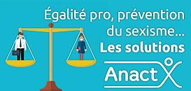 Égalité professionnelle, prévention du sexisme : les solutions de l'Anact pour agir