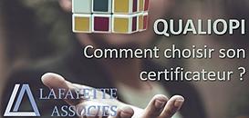 Qualiopi : comment choisir son certificateur ?