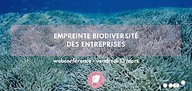 Empreinte biodiversité des entreprises