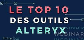 Le top 10 des outils Alteryx