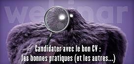 Candidater avec le bon CV : les bonnes pratiques