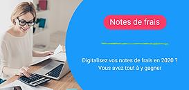 Digitaliser vos notes de frais en 2020 ? Vous avez tout à y gagner