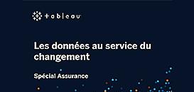Les données au service du changement dans le secteur de l'assurance