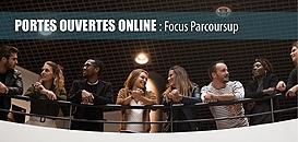 Portes Ouvertes online de l'Ecole 3A-Lyon > focus Parcoursup