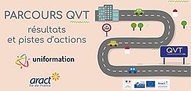 """""""La QVT, ça se discute ! Retour sur l'expérimentation """"parcours QVT"""" proposé aux adhérents d'Uniformation"""""""