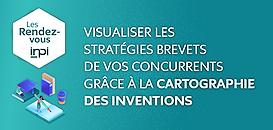 Visualiser les stratégies brevets de vos concurrents grâce à la cartographie des inventions