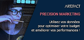 Precision Marketing - Comment utiliser vos données pour mieux dépenser votre budget et améliorer vos performances !