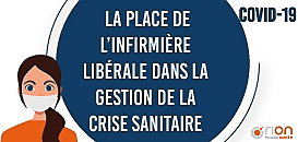 L'INFIRMIÈRE LIBÉRALE FACE À LA CRISE SANITAIRE DU COVID-19