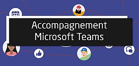 Accompagnement à l'usage de Microsoft Teams