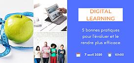 Digital Learning : 5 bonnes pratiques pour l'évaluer et le rendre plus efficace
