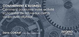 Confinement : Industrie  - Comment poursuivre votre  acquisition de nouveaux clients BtoB via les outils digitaux ?