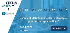 Outil T&E ou SBT et EMT ?