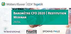Restitution des résultats du Baromètre CFO 2020