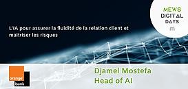 L'IA pour assurer la fluidité de la relation client et maitriser les risques