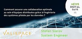 Assurer une collaboration optimale d'équipes distribuées grâce à l'ingénierie des systèmes pilotée par les données