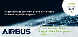 Imagerie satellite et services de géo-information : une nouvelle approche digitale