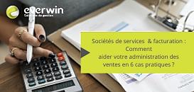 Sociétés de services : Comment aider votre administration des ventes en 6 cas pratiques ?
