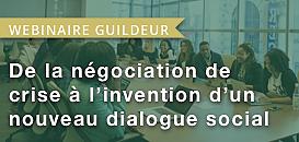 CSE : de la négociation de crise à l'invention d'un nouveau dialogue social