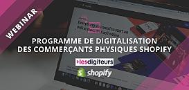 Commerçants, créez votre site e-commerce sur Shopify