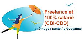 Freelance et 100% salarié.e (CDI-CDD)