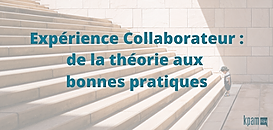 Expérience Collaborateur : de la théorie aux bonnes pratiques !