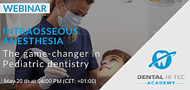 Intraosseous Anesthesia : The Game Changer in Pediatric Dentistry