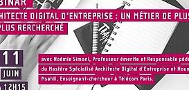 Architecte Digital d'Entreprise : un métier de plus en plus recherché