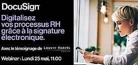 Digitalisez vos processus RH avec la signature électronique