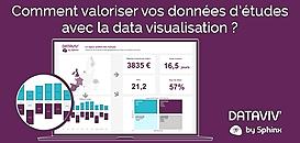 Comment valoriser vos données d'études avec la data visualisation ?