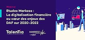 La digitalisation financière au cœur des enjeux des DAF sur 2020-2022