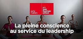 La pleine conscience au service du leadership