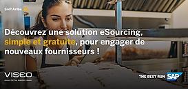 Découvrez une solution eSourcing, simple et gratuite, pour engager de nouveaux fournisseurs !
