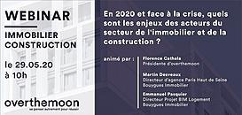 Quels sont les nouveaux enjeux des acteurs du secteur de l'immobilier et de la construction et comment y faire face ?
