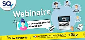Télétravail : Recommandations de sécurité informatique par Cybermalveillance.gouv.fr
