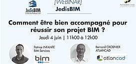 [JedisBIM] Comment être bien accompagné pour réussir son projet BIM ?